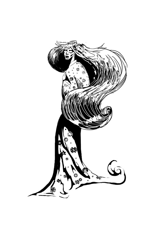 ChoW#210:: Yuki-Onna, the Snow Spirit